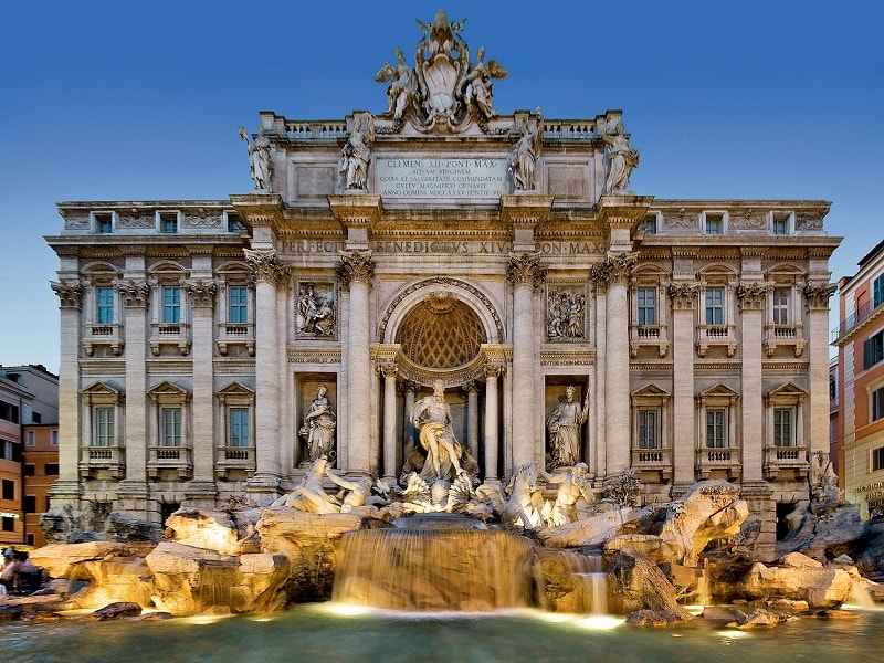 putovanje Rim - Napulj - Kapri - Sorento