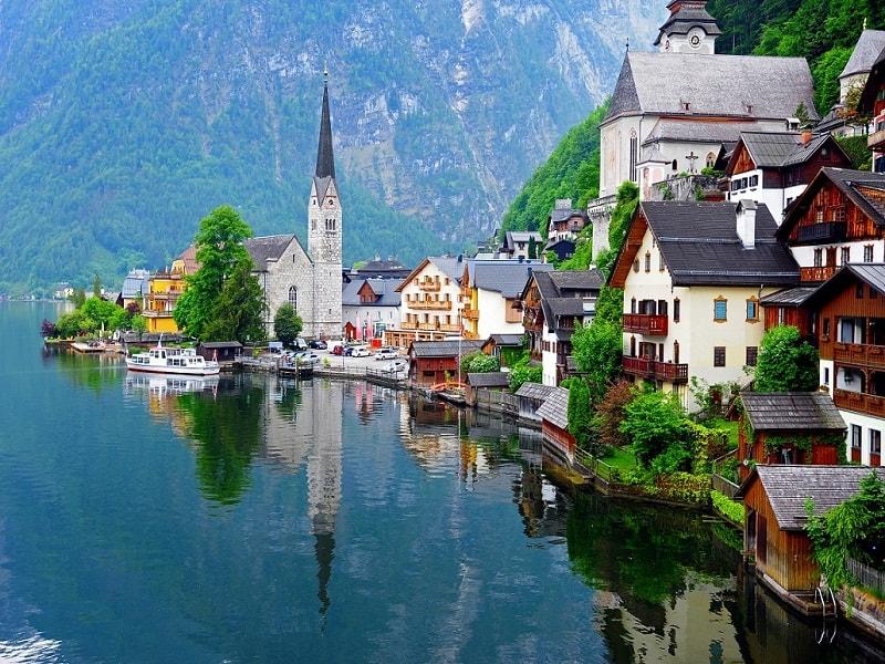 Rezultat slika za biserna jezera austrije